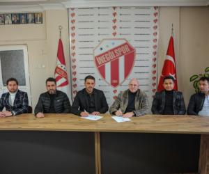 İnegölspor'un yeni teknik direktörü hedefi açıkladı