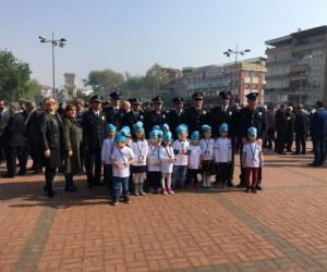 Minik Ayaklar Anaokulu Polis Haftasında Polislerimizle Birlikteydi