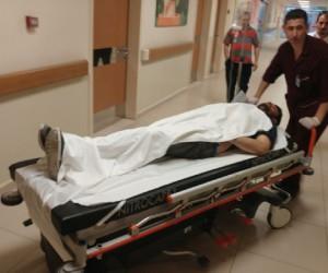 Tartışmada kan aktı, 1 kişi ağır yaralandı