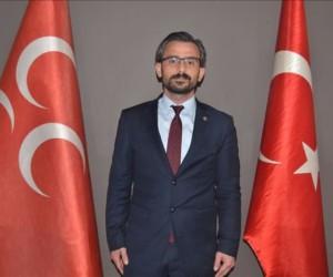 MHP ilçe başkanı Bedir,'İnegöl'de en az %80'