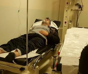 İnegöl'de zehirlenme 18 kişi hastaneye kaldırıldı