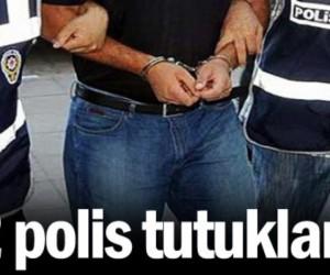 İnegöl'de görev yapan 12 polis FETÖ'den tutuklandı