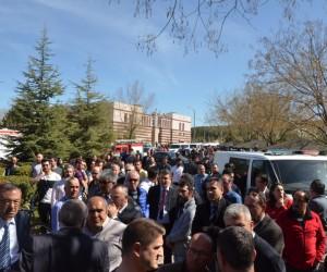 Osmangazi Üniversitesinde silahlı saldırı 4 ölü
