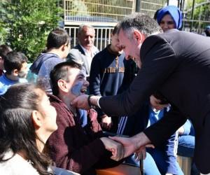 İnegöl Belediyesi otizme dikkat çekti