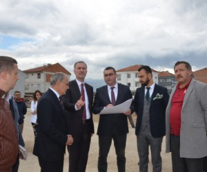 Alper Taban, başkan yardımcılarını açıkladı