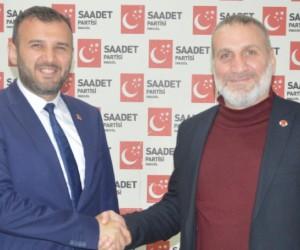 Hasan Eroğlu tekrar ilçe başkanı oldu