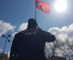 Polis Teşkilatı'nın 176'ncı kuruluş yıl dönümü kutlandı