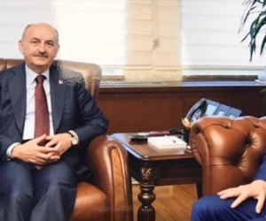 Mobiliyum'dan Müezzinoğlu'na İade-i Ziyaret
