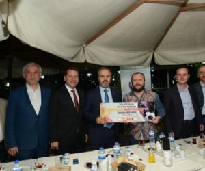 Başkan Aktaş Şampiyon Kurtuluşspor'u Ağırladı