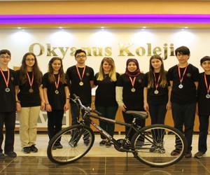 İnemato'nun şampiyonu Okyanus Koleji