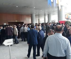 Ak Parti 5 Mayıs Bursa temayül yoklaması yapıldı