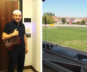 Hasan Eroğlu'dan kavuşma cuması teklifi