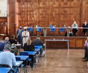 İnegöllü imam İngiltere'de gündem oldu