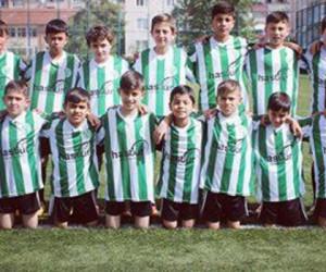 Kafkasspor'un Gençleri Umut Verdi