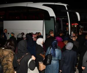 İstanbul gezileri tam gaz devam