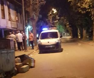 Mahmudiye Mahallesinde Bıçaklı Kavga