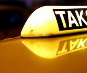İnegöl'de taksi ücretlerine zam geldi