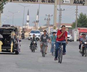 İnegöl'de bisiklet ve motosikletlere el konulacak