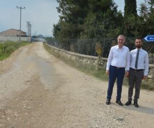 Alanyurt'a beton yoldan gidilecek | ÖZEL HABER