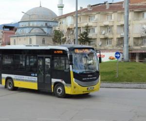İnegöl Halk Otobüslerinin güzergahları değişti
