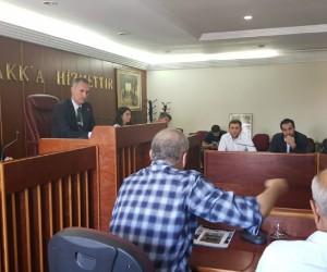 Alparslan Türkeş talebi reddedildi