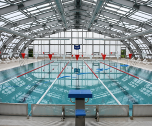 Yeni yüzme havuzu İnegöllüleri bekliyor