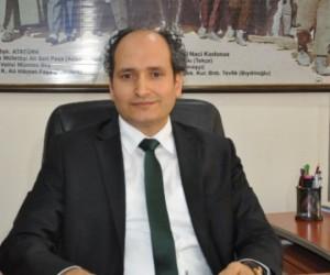 AK Parti İl Başkanı Mezitlerde kaza yaptı