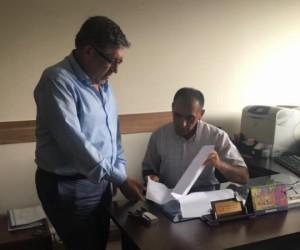 Müfit Besler MHP'den istifa etti