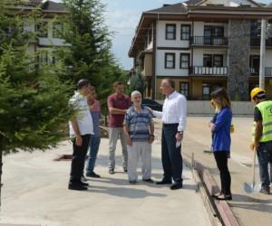 Süleymaniye Mahallesi Yeni Parkına Kavuşuyor