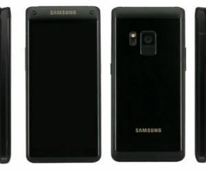 Samsung'dan yeni nesil kapaklı telefon