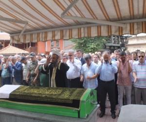 Sabri Kaplan son yolculuğuna uğurlandı