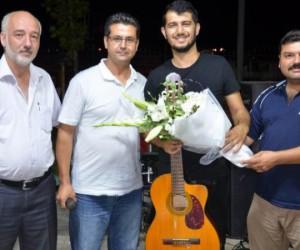 İnegöllü grup Bursa'yı salladı