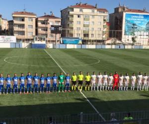 Tuzlaspor 1 – İnegölspor 1 Maç Sonucu
