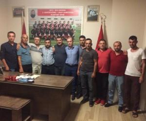 Alanyurtspor'da yeni yönetim