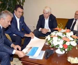 Mustafa Dündar'dan MODEF'e destek