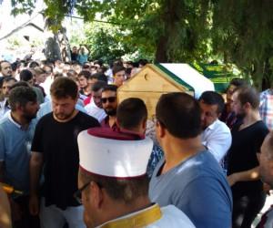 İstanbul'de boğulan genç, köyünde defnedildi