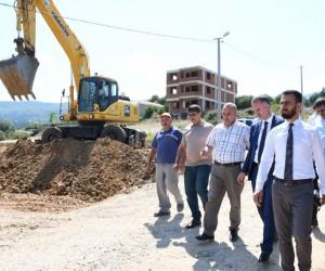 Başkan Taban İnegöl'ün yeni cazibe merkezini açıkladı