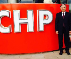 CHP eski ilçe başkanı Nezih Metinbaş vefat etti