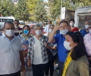 Erkan Dönmez: Maliyeti 100 milyon TL'yi bulacak