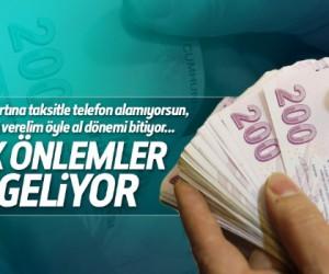 Nurettin Canikli: Kredi kartlarına taksit sayısı artacak