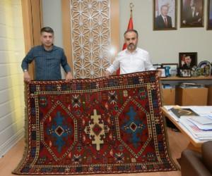 Kaymakam Akhan'dan Aktaş'a Ziyaret