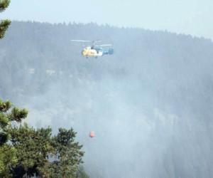 İnegöl'den Domaniç Orman Yangını İçin Yardımlar Yola Çıktı