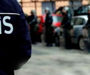 İnegöl'de FETÖ operasyonu 2 gözaltı