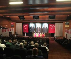 MHP Bursa yönetiminde İnegöl'den 2 isim