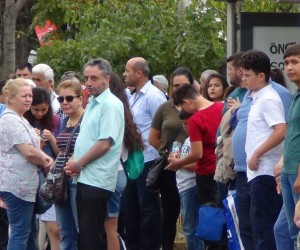 Bayramda Çorlu'da yarım milyon kişi bedava taşındı