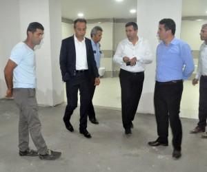 Zonguldak Karaelmas Kemal Köksal Stadı'nda güvenlik zirvesi