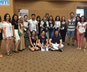 Düzce Üniversitesi Psikolojik Danışmanlık ve Rehberlik Topluluğuna ödül