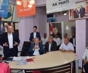 Hisarcık AK Parti'de temayül yoklaması