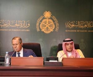 Rusya Dışişleri Bakanı Lavrov Suudi Arabistan'da