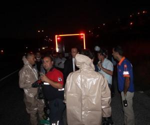 Siirt'te kapağı açılan varil 40 kişiyi zehirledi